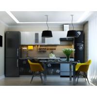 Кухня Грация 2,8 м (модульная система)