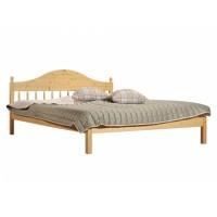 Кровать из массива сосны F1 Фрея 160см, WoodStock
