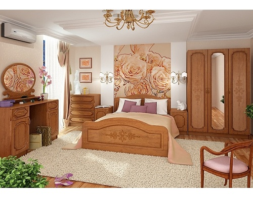 Недорого купить спальню