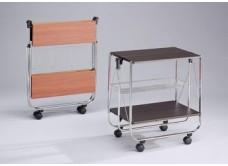 стол сервировочный на колесах