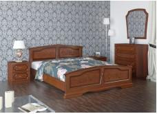 """Кровать из массива """"ЕЛЕНА"""""""