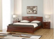 """Кровать из массива """"ЕЛЕНА 3"""""""