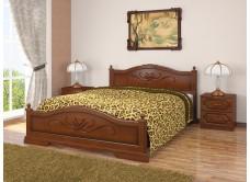 """Кровать из массива """"Карина """""""