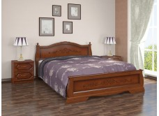 """Кровать из массива """"Карина 2"""""""