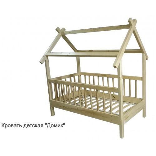 Кровать Домик 80*161