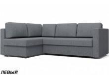 """Угловой диван """"Джессика 2""""  серый"""