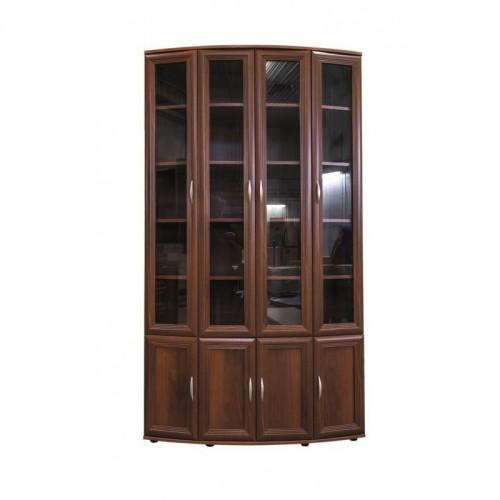 Шкаф для книг №174 полукруглый