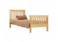 Кровать из массива сосны R2 Рина 90см, WoodStock