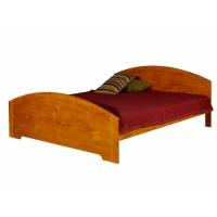 Кровать из массива сосны Элина, 160см, WoodStock