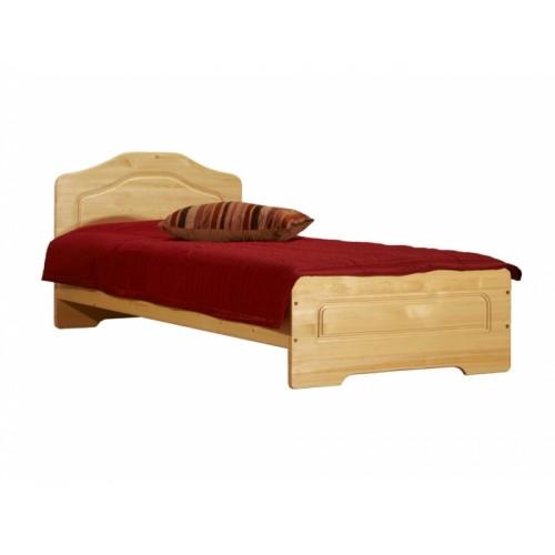 Кровать из массива сосны Эрика 90см, WoodStock