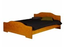 Кровать из массива сосны Аури, 160см, WoodStock