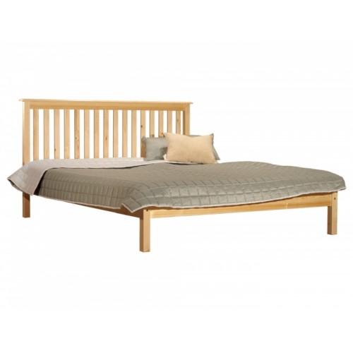 Кровать из массива сосны R1 Рина 160см, WoodStock