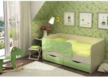 Кровать детская «Андрей 812» МДФ (1600 мм)