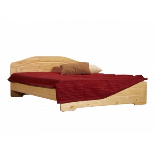 Кровать из массива сосны Эрика 160см, WoodStock