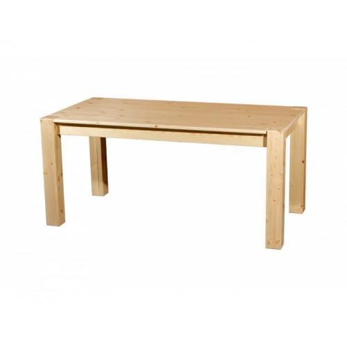 Стол обеденный из массива сосны Брамминг, WoodStock