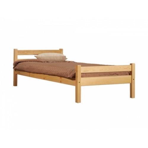 """Кровать из массива сосны """"Классик"""" 90см"""