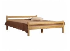 """Кровать из массива сосны """"Классик""""160см"""