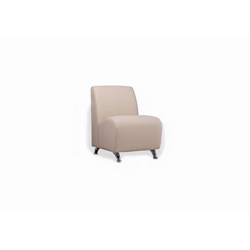 Кресло Интер хром