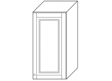 """""""Скайда2""""шкаф40 навесной (1 дверь дерево) высота720"""