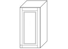 """""""Скайда2""""шкаф50 навесной (1 дверь дерево) высота990"""