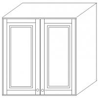 """""""СКАЙДА 1"""" шкаф 60 навесной (2 двери дерево)"""