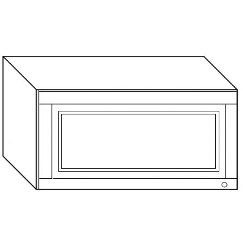 """""""Скайда 1,2"""" Шкаф над вытяжкой 50 (1 дверь)"""