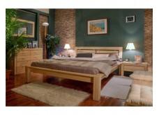 Спальный гарнитур из массива сосны Брамминг, WoodStock